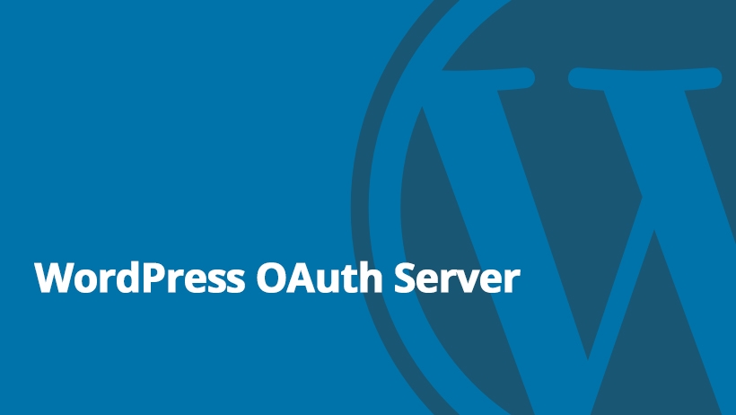 Say hello to version 3.7.0 of WP OAuth Server